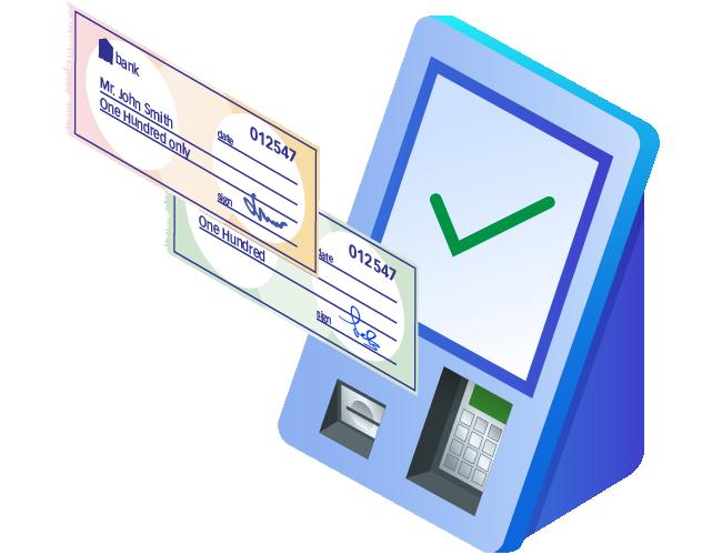 Prompt ATM/CDM
