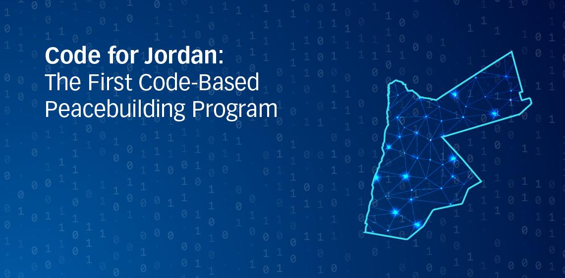 Code for Jordan: The First Code-Based Peacebuilding Program
