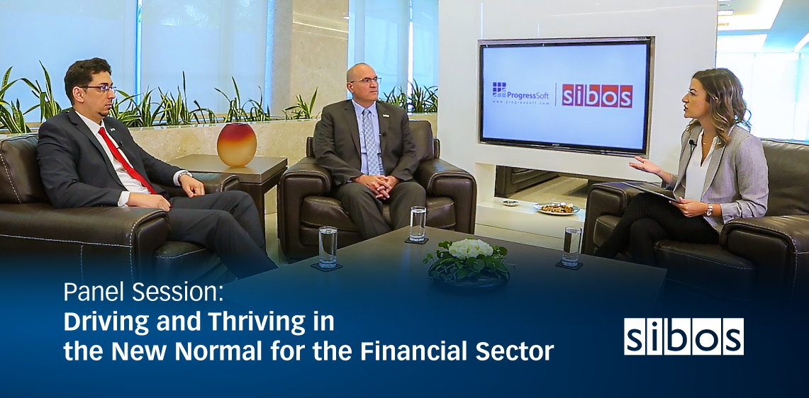Panel Session: Driving and Thriving in the New Normal for the Financial Sector