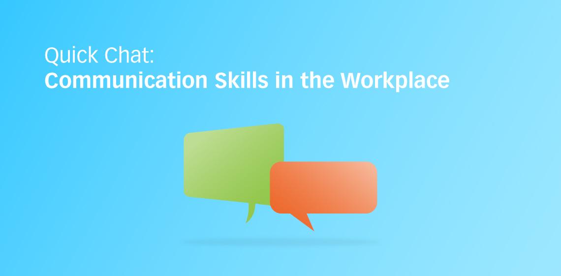 簡短的對話:職場溝通技巧