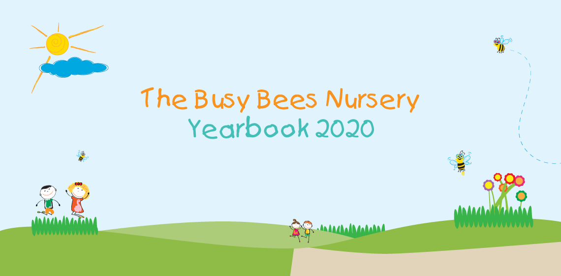 The Busy Bees Nursery Yearbook 2020