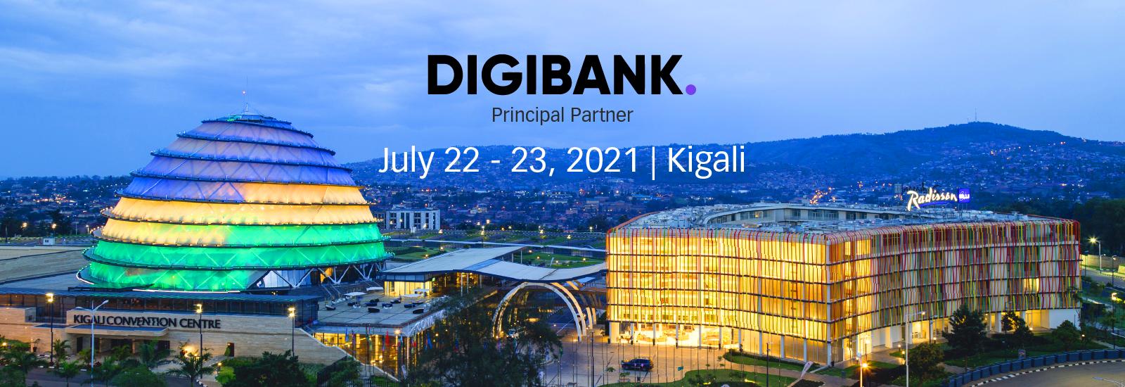 ProgressSoft 在2021年基加利非洲數字銀行峰會上
