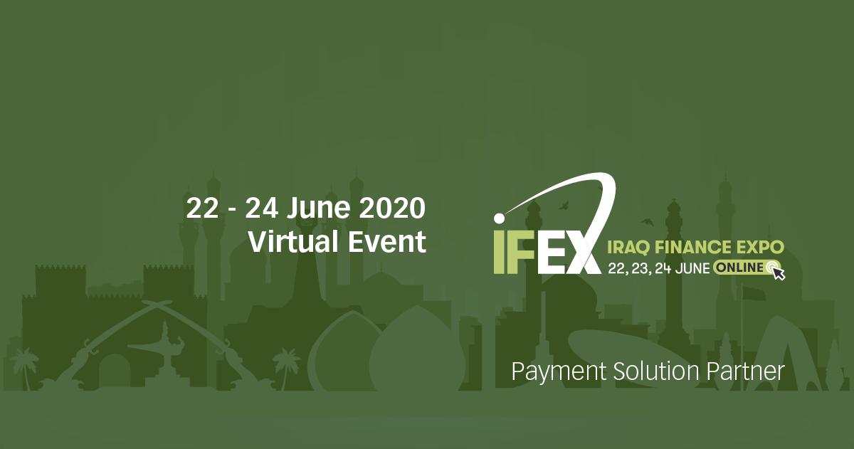 ProgressSoft at Iraq Finance Expo 2020
