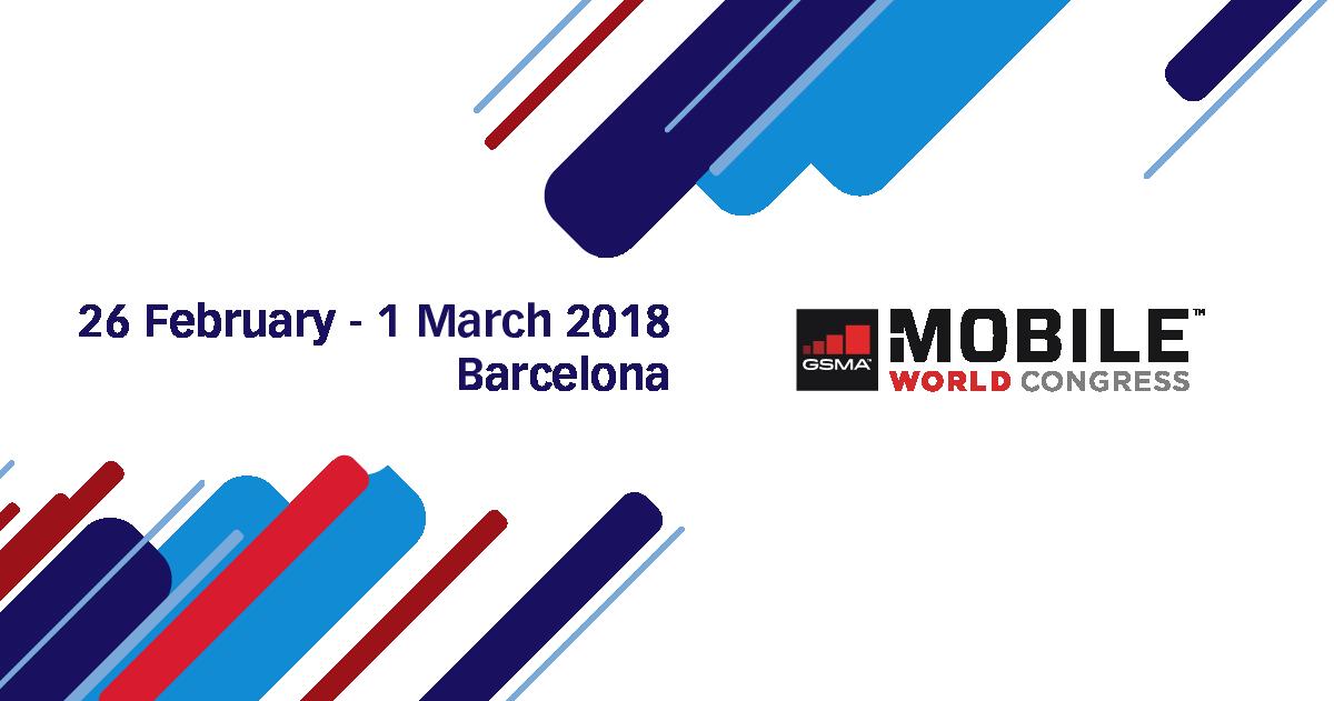 Lernen Sie das ProgressSoft-Team bei Mobile World Congress 2018, 26. Februar bis 1. März 2018