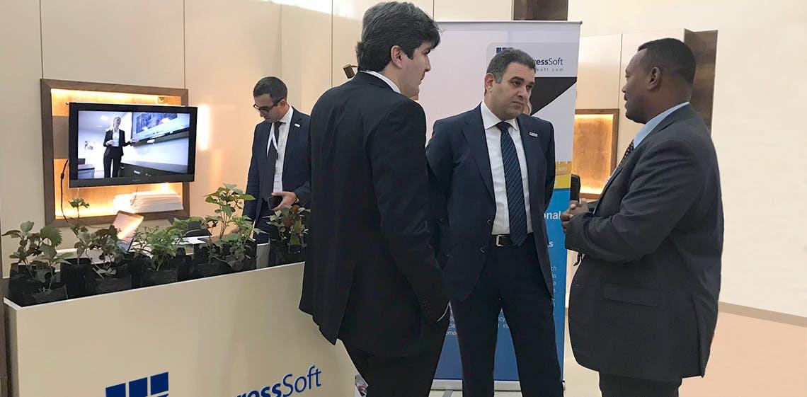 ProgressSoft 參與2017年喀土穆金融科技大會的黃金贊助商