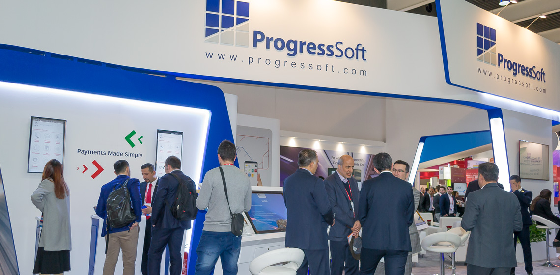 ProgressSoft schließt die bemerkenswerte Ausstellung bei MWC 2018 in Barcelona ab