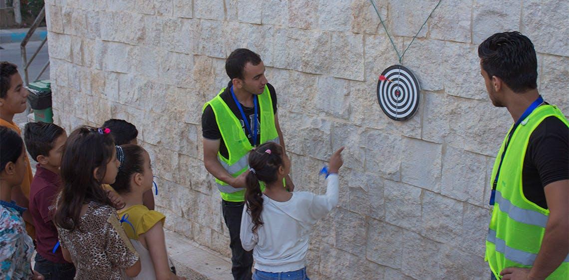 ProgressSoft、PSUTで孤児にイフタールを提供