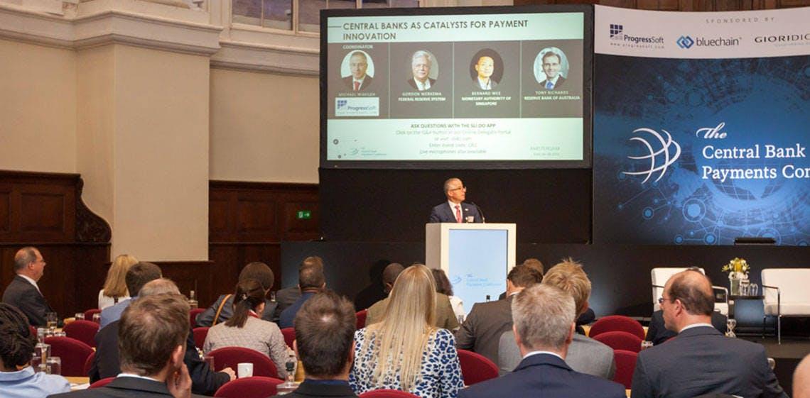 A ProgressSoft Conclui a sua Participação na Conferência sobre Pagamentos de Bancos Centrais em Amsterdão