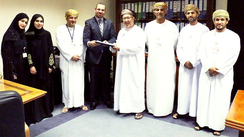 El Banco Central de Omán, Otorga el Premio a la Solución de Proyectos ProgressSoft de Pagos Diversos