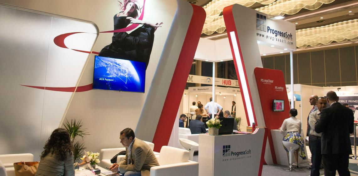 ProgressSoft, o parceiro fundador da Mobile Money & Digital Payments Global 2015