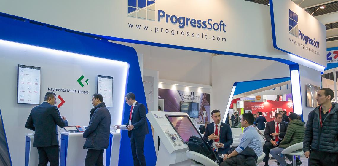 ProgressSoft、バルセロナのMWC 2018の出展を無事に終了