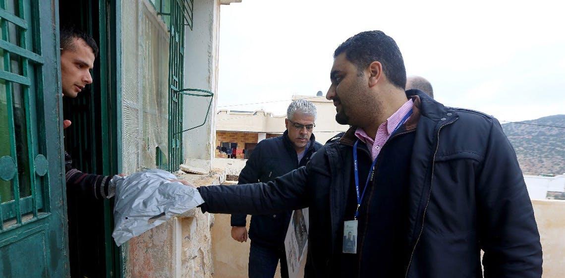 ProgressSoft sponsert die Winter-Wohltätigkeitskampagne 'Karamak Dafahom' in Jordanien