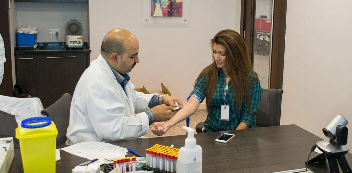 ProgressSoft Acolhe uma Campanha de Sensibilização para a Diabetes e o Colesterol junto dos seus Trabalhadores