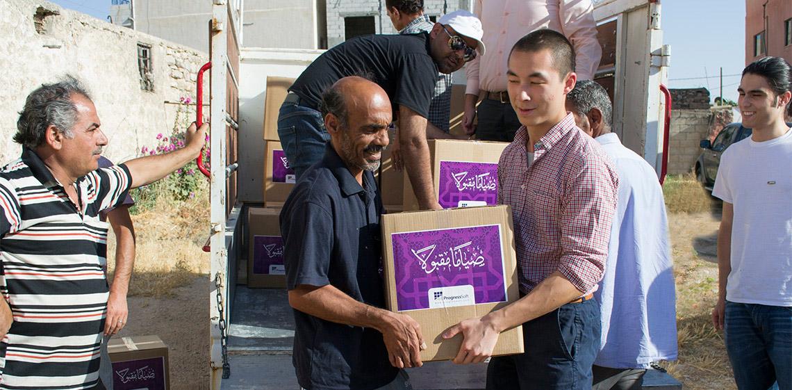ProgressSoft kooperiert zum zweiten Mal mit MoICT, um bedürftige Familien während des heiligen Monats Ramadan zu unterstützen