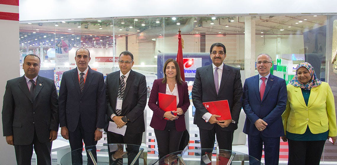 e-finance lance des services de paiement mobile en Égypte grâce à la technologie de ProgressSoft