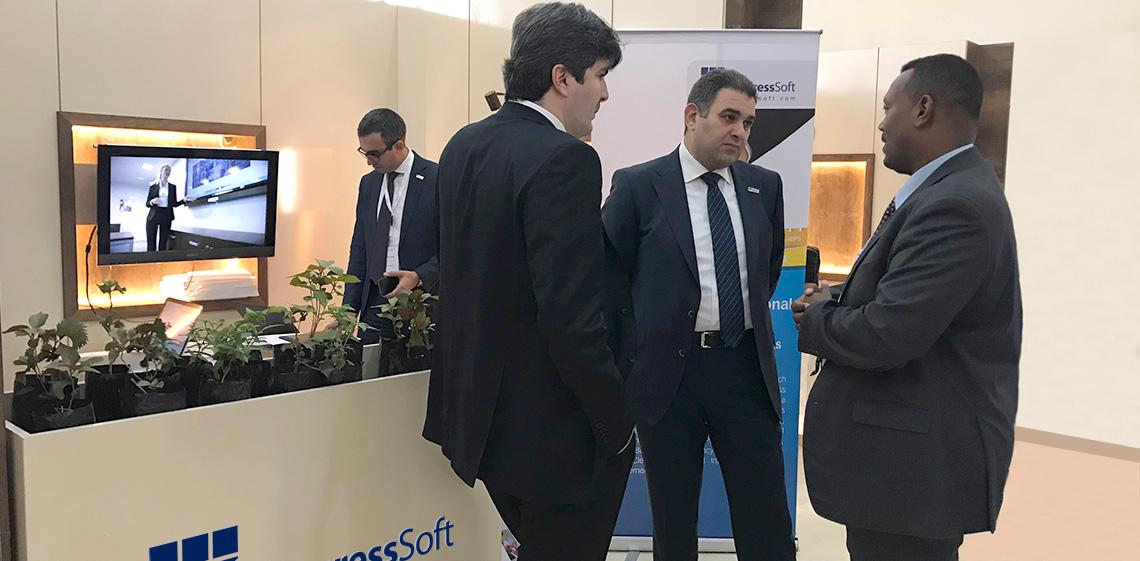 ProgressSoft nimmt als Gold-Sponsor an der Khartum Fintech-Konferenz 2017 teil