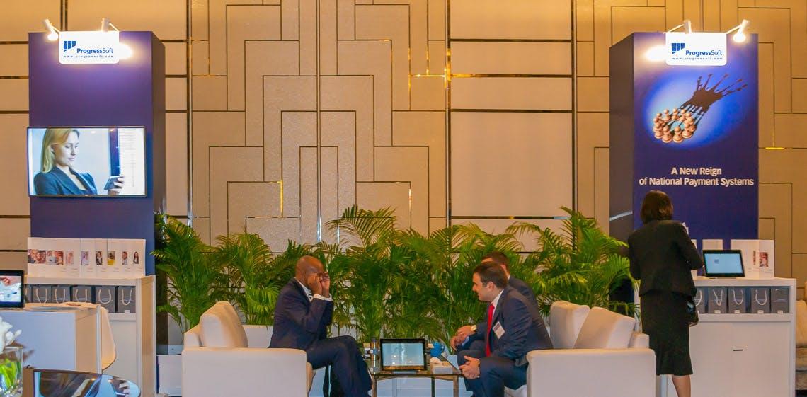 ProgressSoft 公司,新加坡第二屆中央銀行支付會議的讚助商