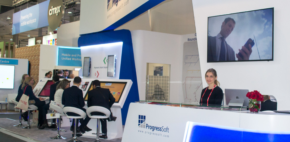 ProgressSoft concluye una excepcional exposición en el MWC 2018 en Barcelona