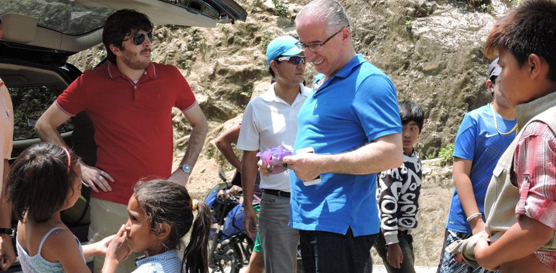 ProgressSoft公司和Integrated Solutions Ltd. 援助尼泊爾抗震救災