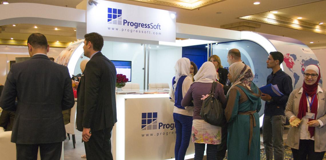 ProgressSoft贊助了第一屆約旦殘障人士招聘會