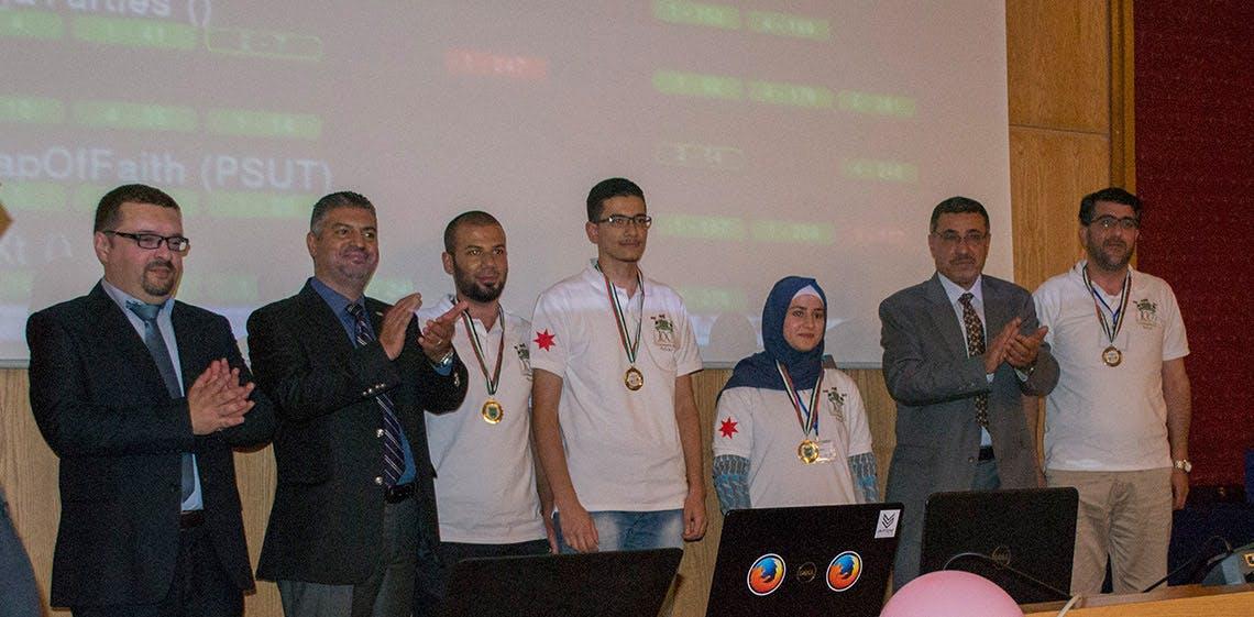 ProgressSoft – платиновый спонсор студенческой олимпиады по программированию ACM Иорданского университета