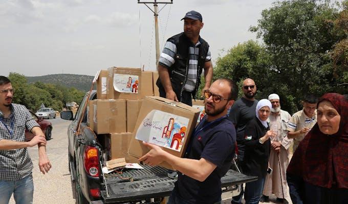 "ProgressSoft 贊助 MoICT 在約旦的慈善倡議"" BilKhayr Najood"""