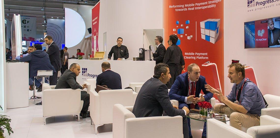 ProgressSoft、2017年モバイル ワールド コングレス バルセロナに参加