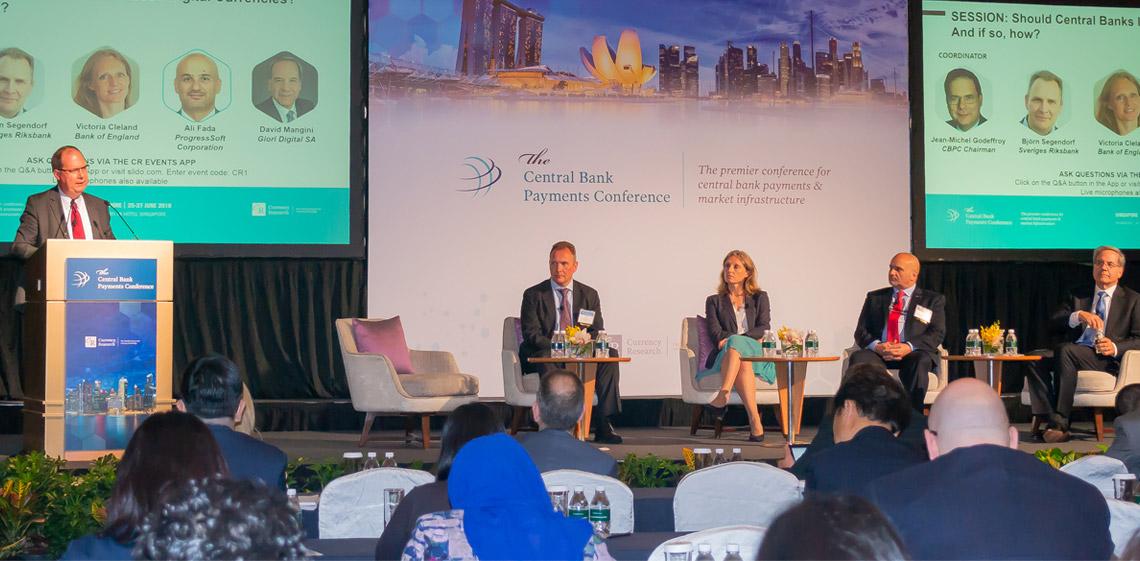 Конференция «Платежная политика центробанков» - 2018: успех второй годподряд