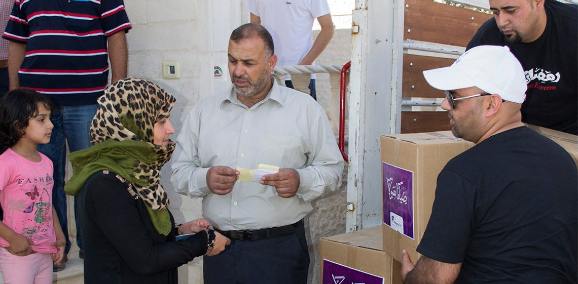ProgressSoft уже в течение 2 лет сотрудничает с MoICT, оказывая во время священного месяца Рамадан помощь нуждающимся семьям