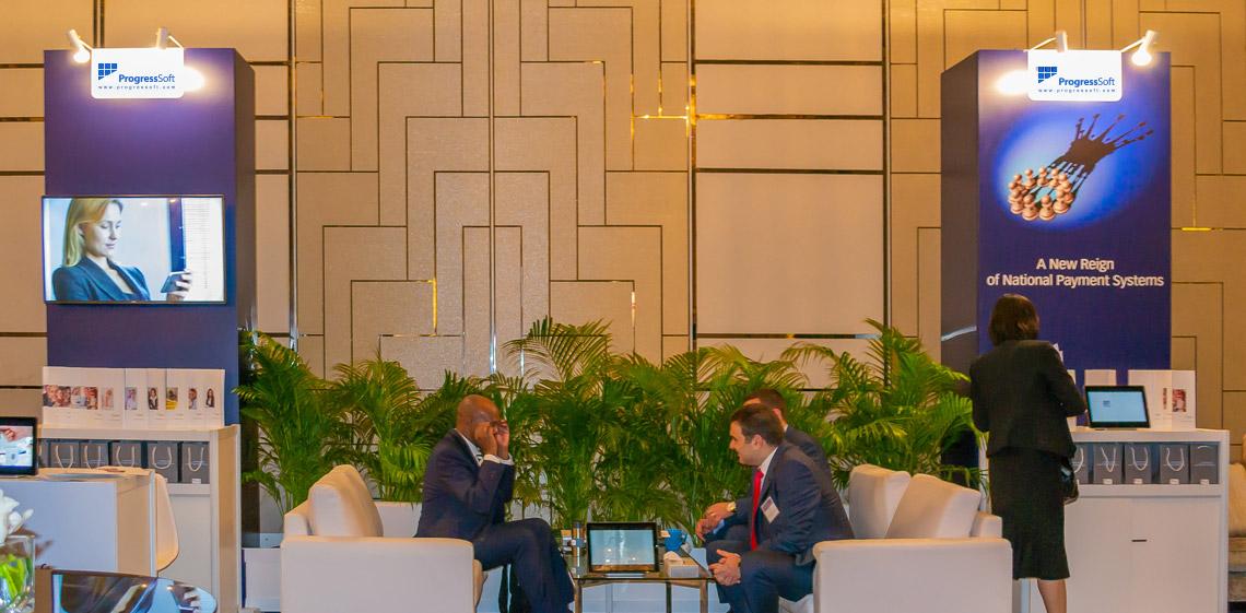 ProgressSoft Corporation, Sponsor der 2. Zentralbank-Zahlungskonferenz in Singapur
