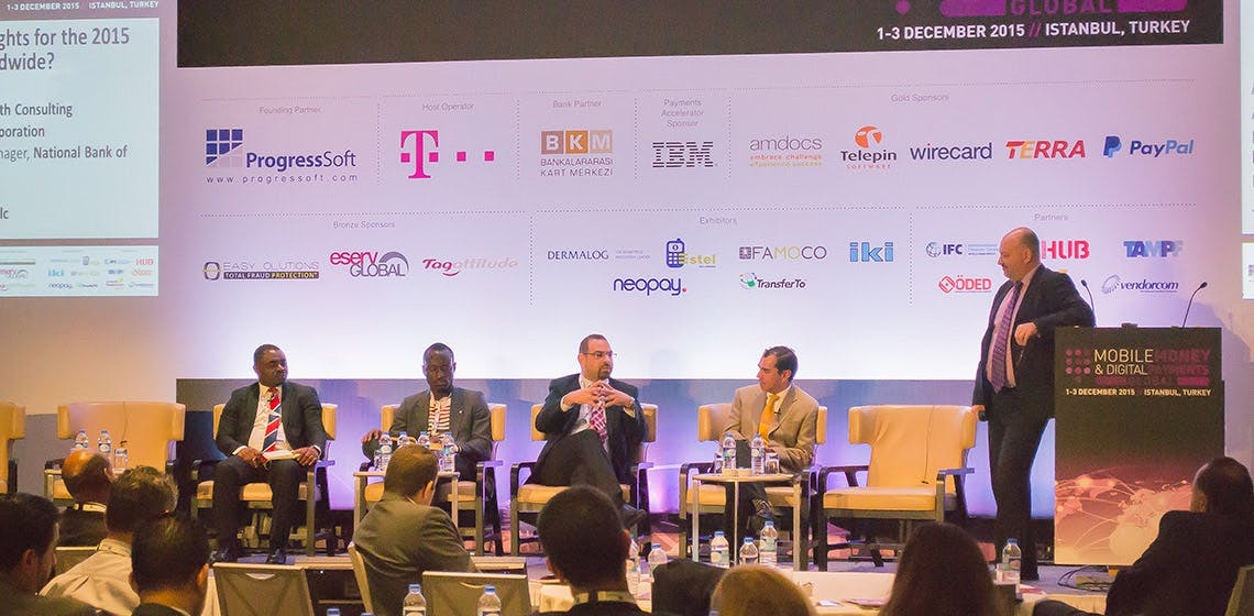 ProgressSoft, o parceiro fundador da Mobile Money & Digital Payments Global 2015