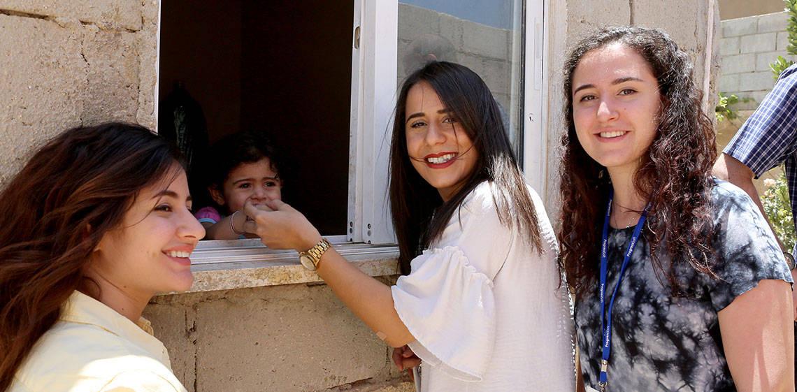 ProgressSoft и MoICT уже третий год подряд раздают нуждающимся семьям пакеты помощи