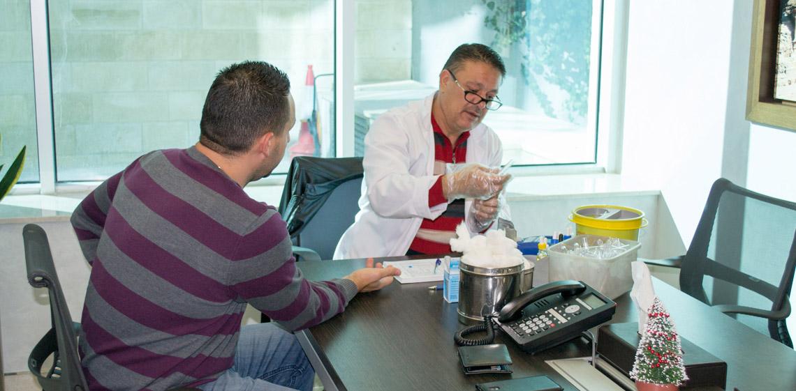 Progressoft、献血キャンペーンを実施