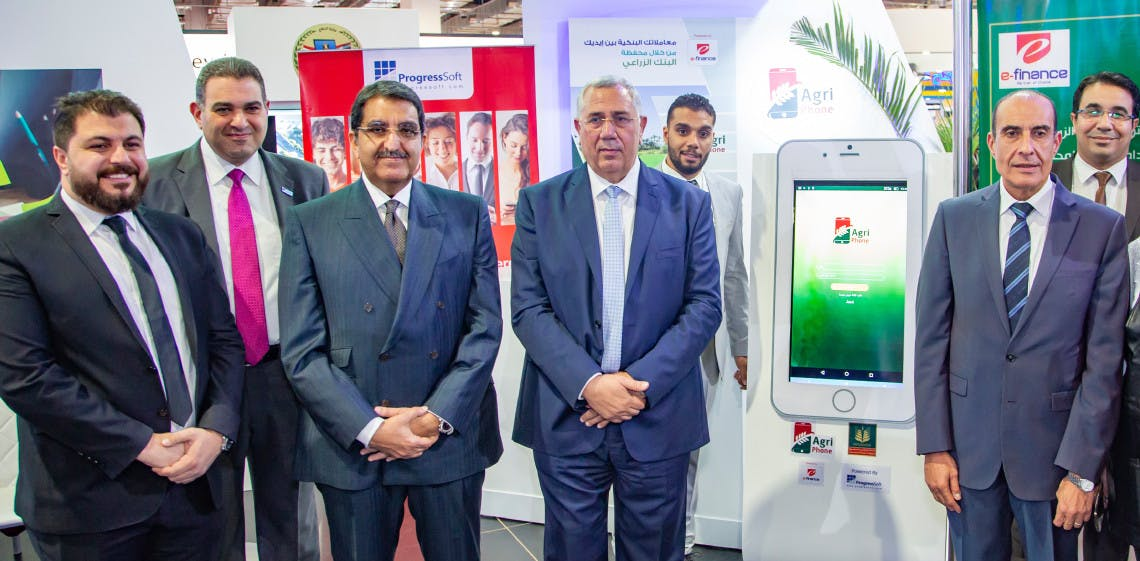 ProgressSoft Drives New Mobile Payment Services in Egypt