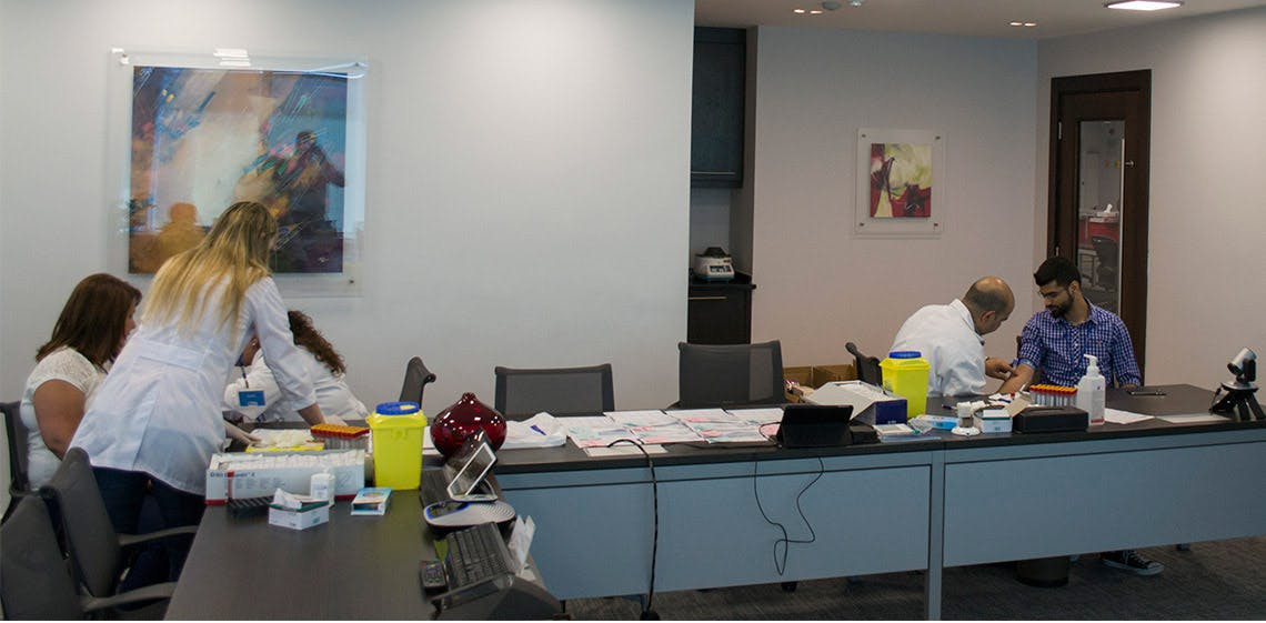 ProgressSoft veranstaltet Sensibilisierungskampagne zum Thema Diabetes & Cholesterin für seine Mitarbeiter