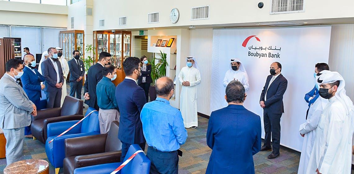 Boubyan Bank prestigia a ProgressSoft com o Prémio de Excelência