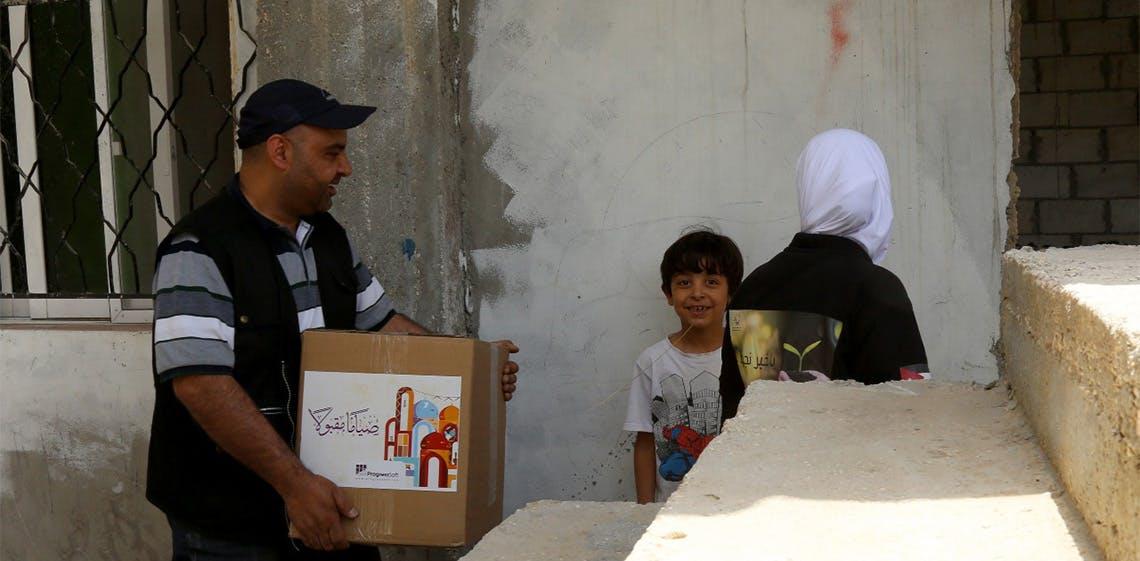 """ProgressSoft patrocina la Iniciativa de Caridad """"BilKhayr Najood"""" por el MICyT en Jordania"""