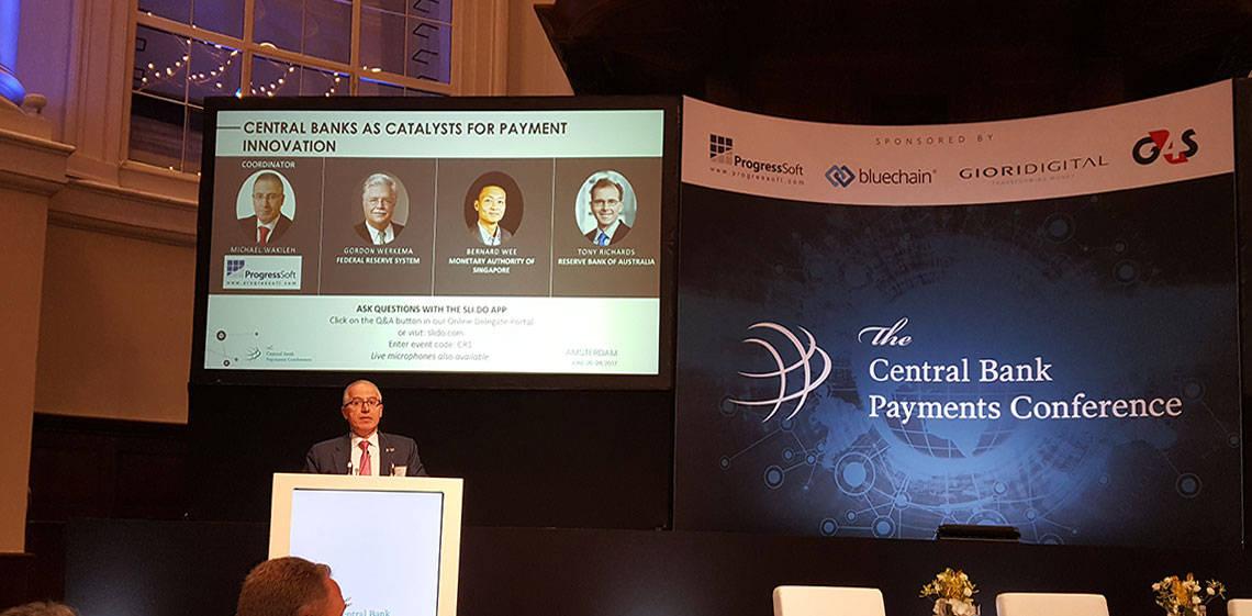 ProgressSoft завершает свое участие в конференции «Политика Центральных банков в области платежей»