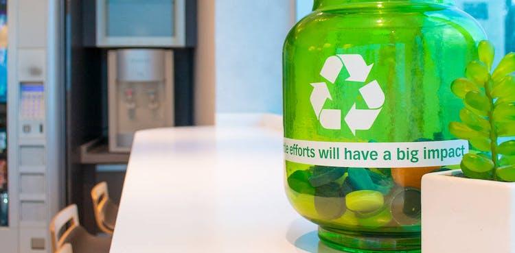 Iniciativa Green Wheelz - Recolección de plástico, dispensando de sonrisas