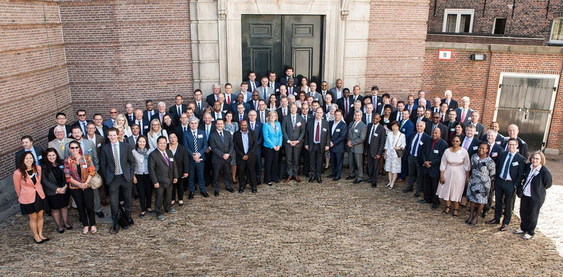 La participation de ProgressSoft à la conférence des paiements des banques centrales à Amsterdam s'achève