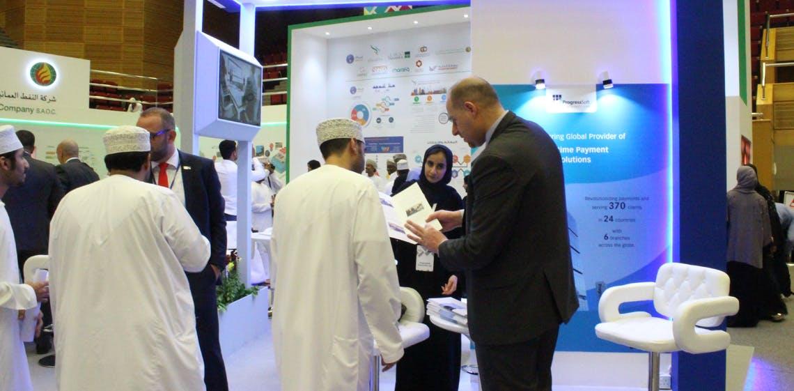 ProgressSoft concluye su participación en la Feria del Empleo de la Universidad Sultan Qaboos 2018 en Omán