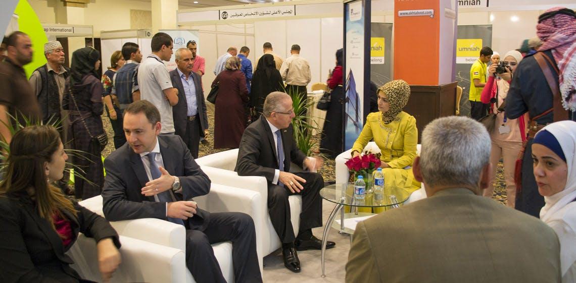 ProgressSoft спонсирует первую в Иордании ярмарку вакансий для людей с инвалидностью