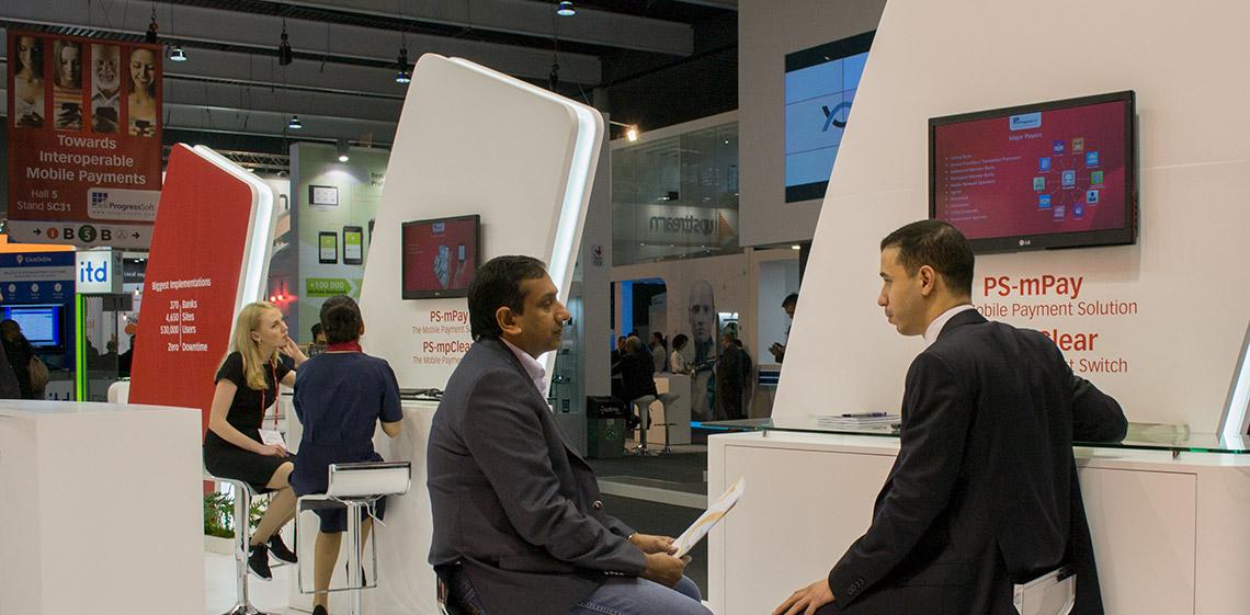 ProgressSoft 成功參加了在巴塞羅那舉行的移動世界大會