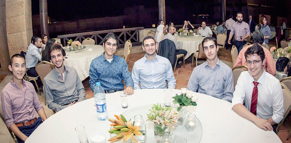ProgressSoft lleva a cabo su Iftar anual en el punto más bajo en la Tierra