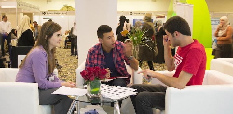 ProgressSoft Patrocina a Primeira Feira de Emprego para Pessoas com Deficiência na Jordânia