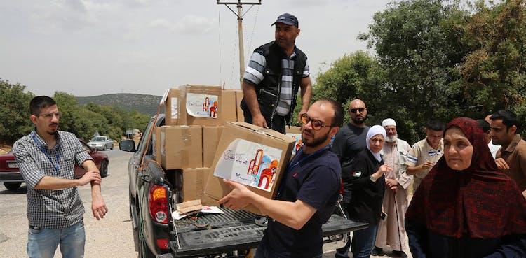 ProgressSoft parraine l'initiative caritative « BilKhayr Najood »  lancée par MoICT en Jordanie
