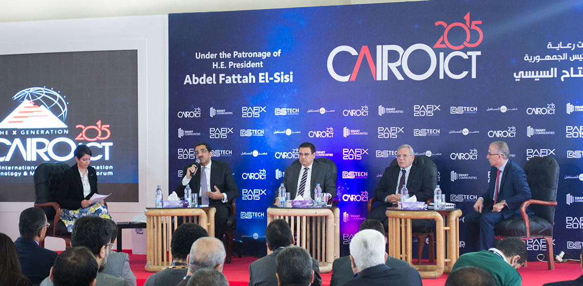 由ProgressSoft提供技術支持的e-金融將在埃及推出移動支付服務
