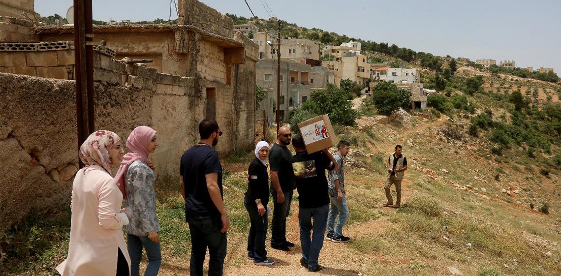 ProgressSoft patrocina la Iniciativa de Caridad 'BilKhayr Najood' por el MICyT en Jordania