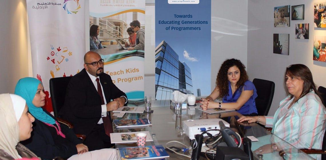 'Projeto-piloto de Programação Informática nas Escolas Públicas' patrocinado pela ProgressSoft Completa a sua Primeira Fase