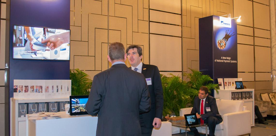 Progressoft Corporation parraine la 2ème conférence  sur les paiements de la banque centrale à Singapour